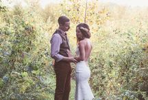 Midwest Wedding / A Rustic Midwestern Wedding.