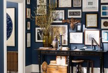 Pottery Barn Paint Collection / We've partnered with Pottery Barn to create seasonal color palettes that coordinate with their latest collections. Check out paint colors from Sherwin-Williams today.