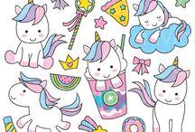 unicornio bebe