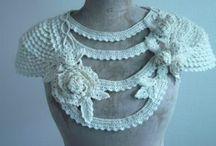 Projets tricots ,crochet et broderies / Simplement rassembler des idées à mettre en oeuvre éventuellement.