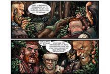 Dragonphoenix Chronicles Comics