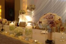 Pacific Rim Wedding Decor