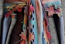 Stickat/Knitting