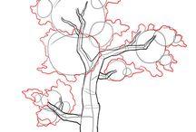 rysunki kwiatów i innych