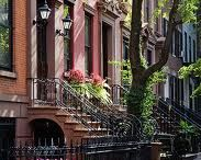 My Favorite Brownstones