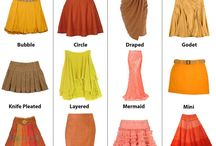 Skirts / Inspiration for skirts