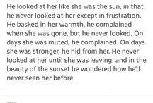 oh so poetic