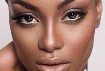 African american makeup