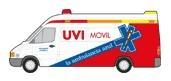 Vehículos de rescate y emergencias