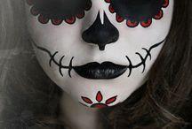 maquillaje friki