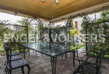 Jardines- Exterior / Los mejores jardines de algunas de las mejores casas de Las Rozas