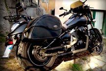 My Kawasaki Vn 900
