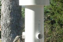 Karmniki, domki dla ptaków