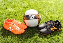 NEW BALANCE FOOTBALL / Two styles of play, always attacking. Make Chances with #Visaro. Take Chances with #Furon.