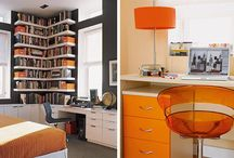 Inspiration - Office Space / Decorating the Home Office