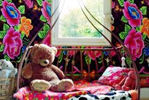 My Style / I love the eclectic look, combining many colors, styles and textures until it becomes......my style!