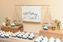 Sailing wedding