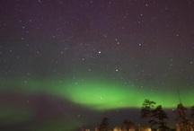 Northernlights Noorderlicht / De aurora..zo magisch..