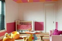 Child's Bedroom or Playroom