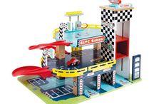 Toy Garages