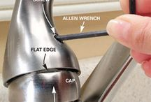 Fixing faucets
