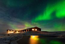 Northern Lights - Aurores Boréales / by Spirale du bien-être