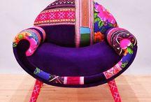 Křesla, Židle, Sedačky