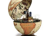 Desk Bar Globes