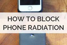 block cell phone radiation