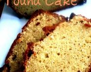 Pound Cake! / The best pound cakes!!