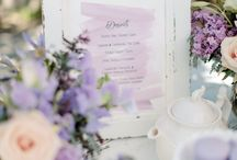 Matrimonio: salvia e lilla - Lilac and green Wedding