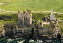 Caithness Castles / Some of the castles viewable from our tours of the #Caithness coast.
