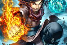 Avatar / Avatar the last airbender; The Legend of Korra