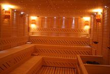 Sauna Ibek / Galerie cu saune Ibek