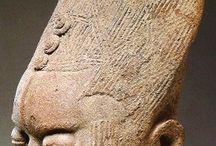 sculptures du monde têtes et visages