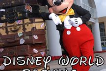 Disney World Planning / by Crystal Rivett