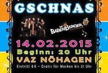 Live 2015 / Bilder und Berichterstattung zu Auftritten der Partyband Die Babenberger 2015 www.diebabenberger.at