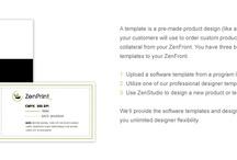 ZenPrint Products / by ZenPrint: Your Brand Enlightened