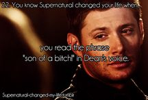 Supernatural changed your life