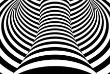 Optik yanılsama(Op Art)