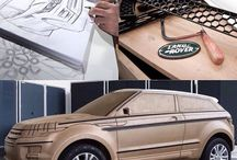 See behind the scenes of our Design Studio as the award-winning #RangeRover #Evoque is conceptualised as a clay model. #Design #4x4 by landrover http://ift.tt/1TOdyZG