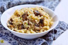 Συνταγές με Ρύζι