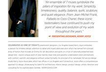 Kerry Joyce - McKinnon & Harris - Jean-Michel Frank