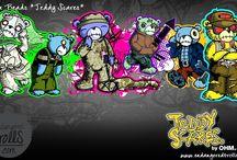 Ohm Beads Teddy Scares 2015