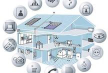Domotica, la casa del futuro / #Tecnologie, #progetti, #strumenti e visioni per abitare il futuro con la #domotica