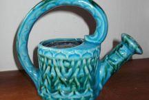 Überlacker keramik watering can