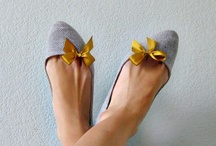 Shoe Clip Ideas / by ThePlaidBarn