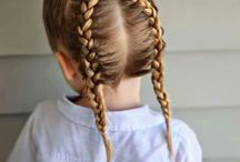 Kids's hairstyle