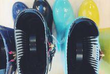 BB Girl: Footwear
