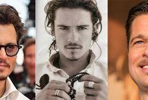 Men's fashion hair